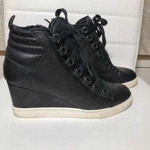Linea Paolo Fenton sneaker wedge